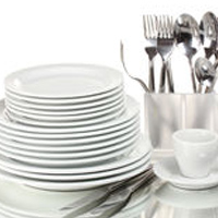 Plates | Cups | Cutlery