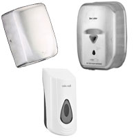 Hand Dryer | Soap Dispensers